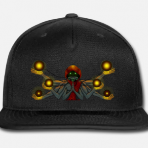 MR. WILDFIRE 'BASS GODS' SNAP-BACK PRE-SALE